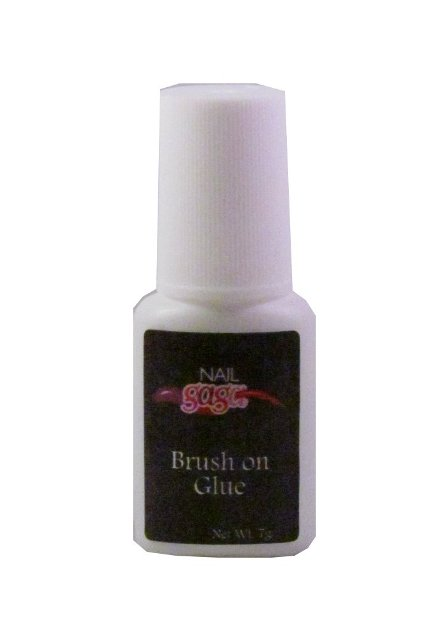 Brush On Nail Tip Glue 7g