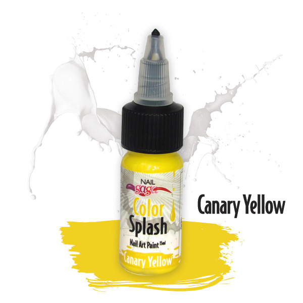 Color Splash - Canary Yellow