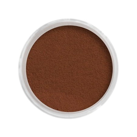 Coloured Acrylic Powder - Conker
