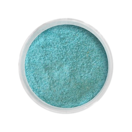 Coloured Acrylic Powder - Blue Hue