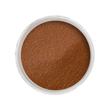 Coloured Acrylic Powder - Baked Bronze