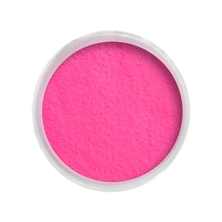 Coloured Acrylic Powder Hot Pink