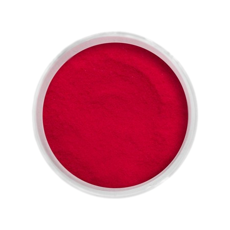 Coloured Acrylic Powder Cherry Red