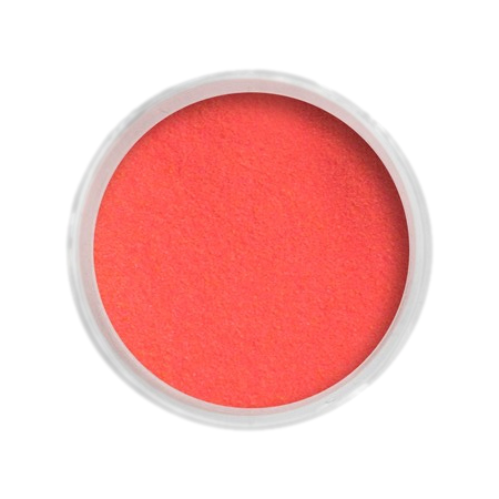 Coloured Acrylic Powder Mandarin