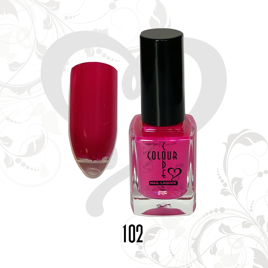 Color Code Nail Laquer 102