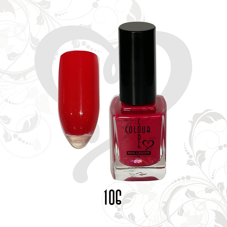 Color Code Nail Laquer 106 | Nail Gaga