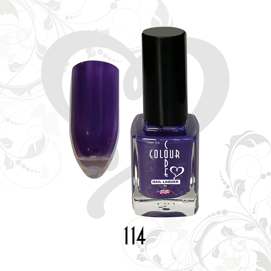 Color Code Nail Laquer 114