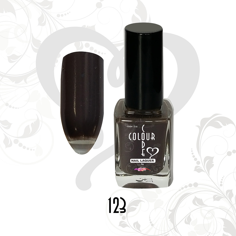 Color Code Nail Laquer 123
