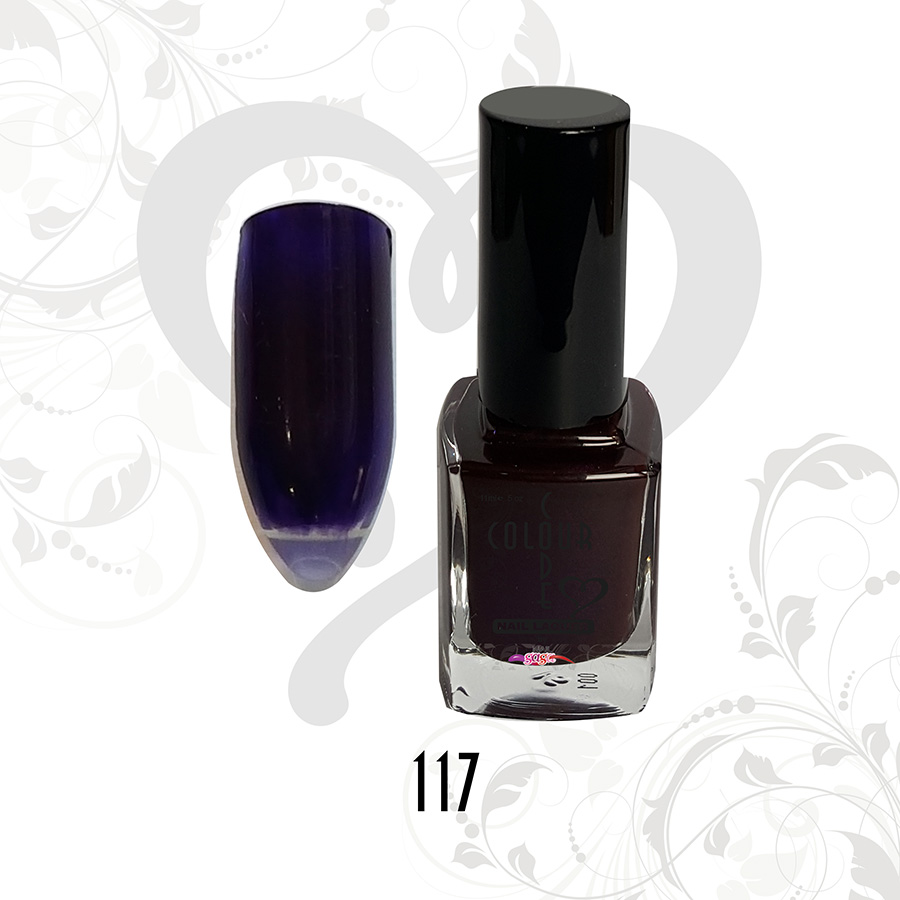 Color Code Nail Laquer 117
