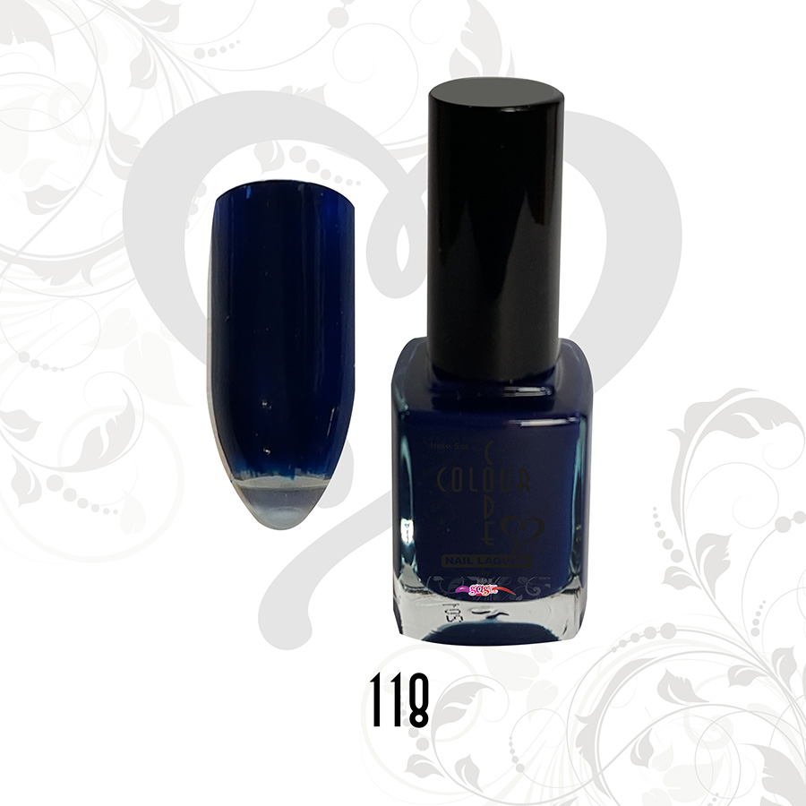 Color Code Nail Laquer 118