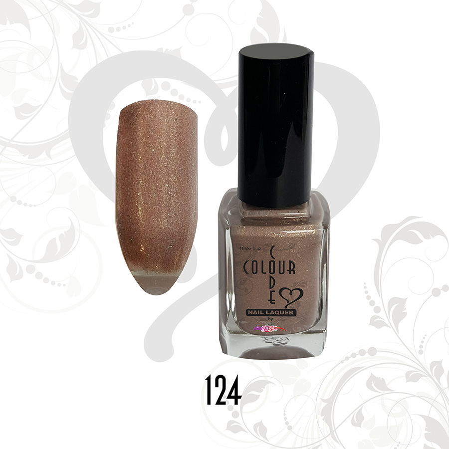 Color Code Nail Laquer 124