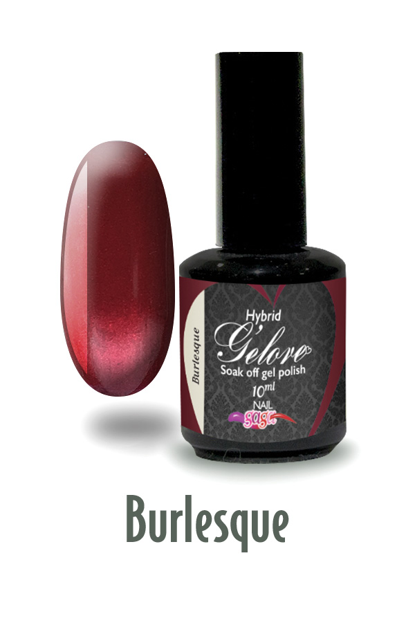 G'elore Gel Polish - BURLESQUE