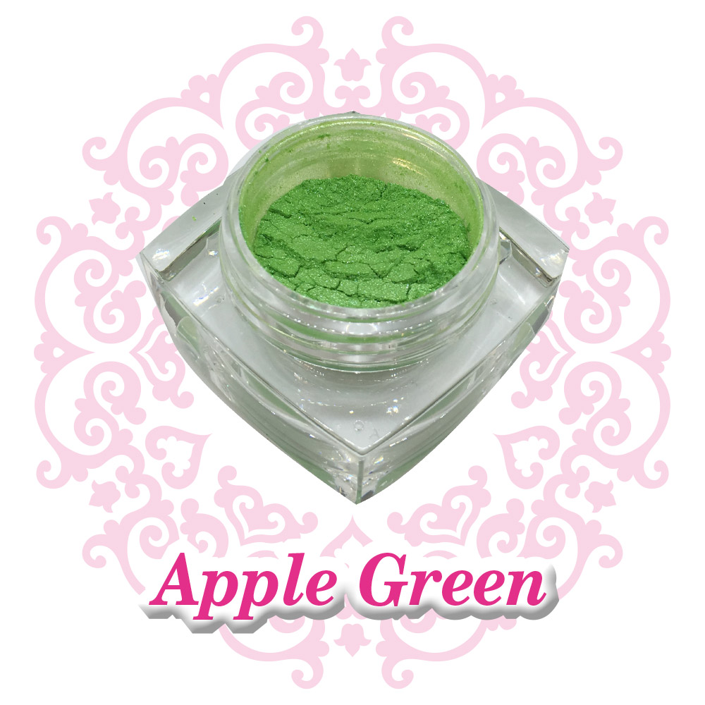 Nail Pigment - Apple Green