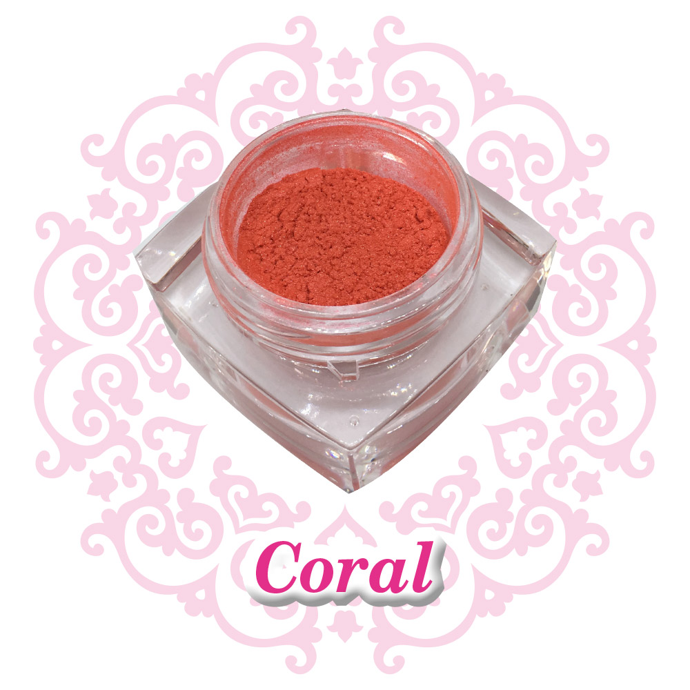 Nail Pigment - Coral
