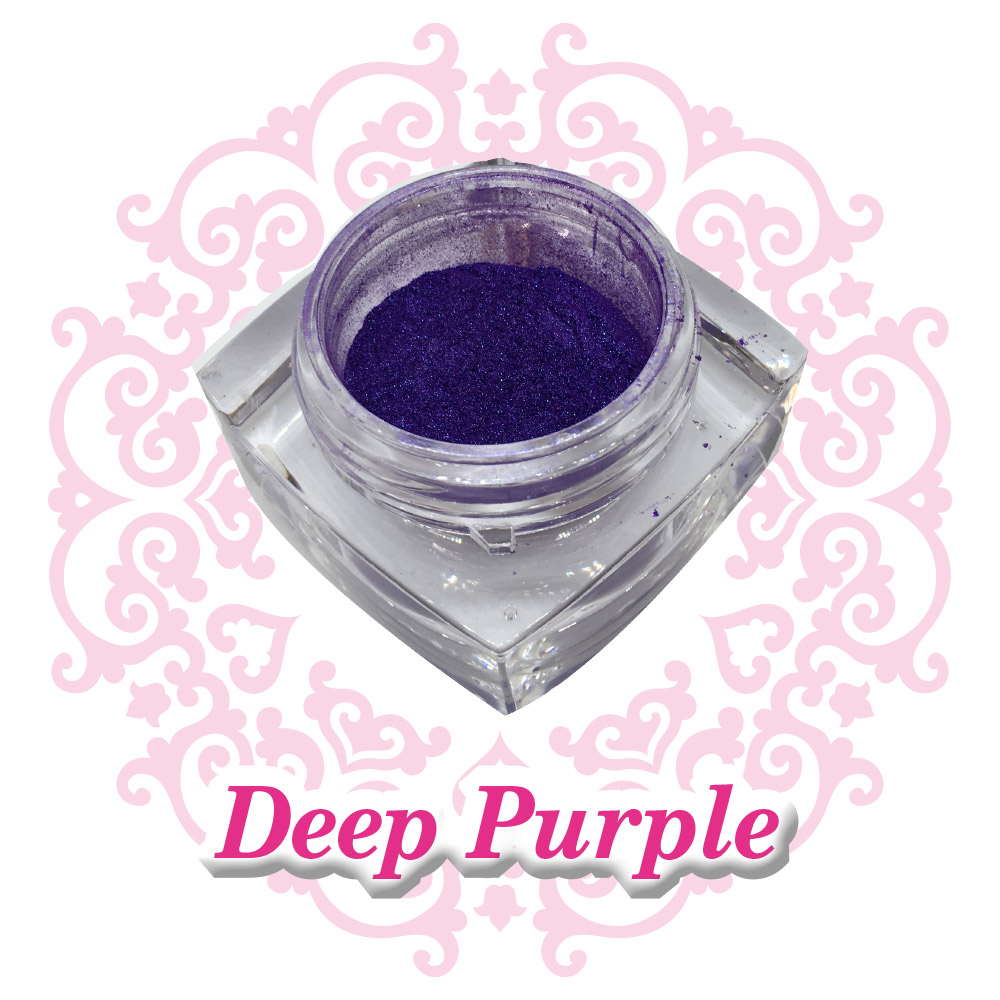 Nail Pigment - Deep Purple