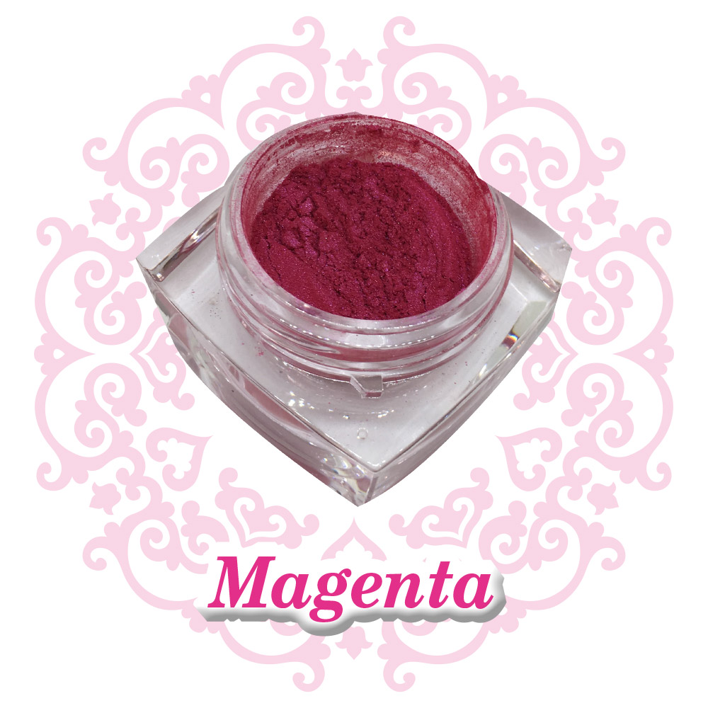 Nail Pigment - Margenta