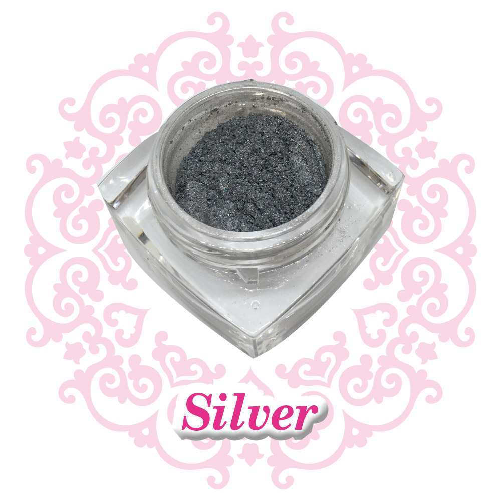 Nail Pigment - Silver