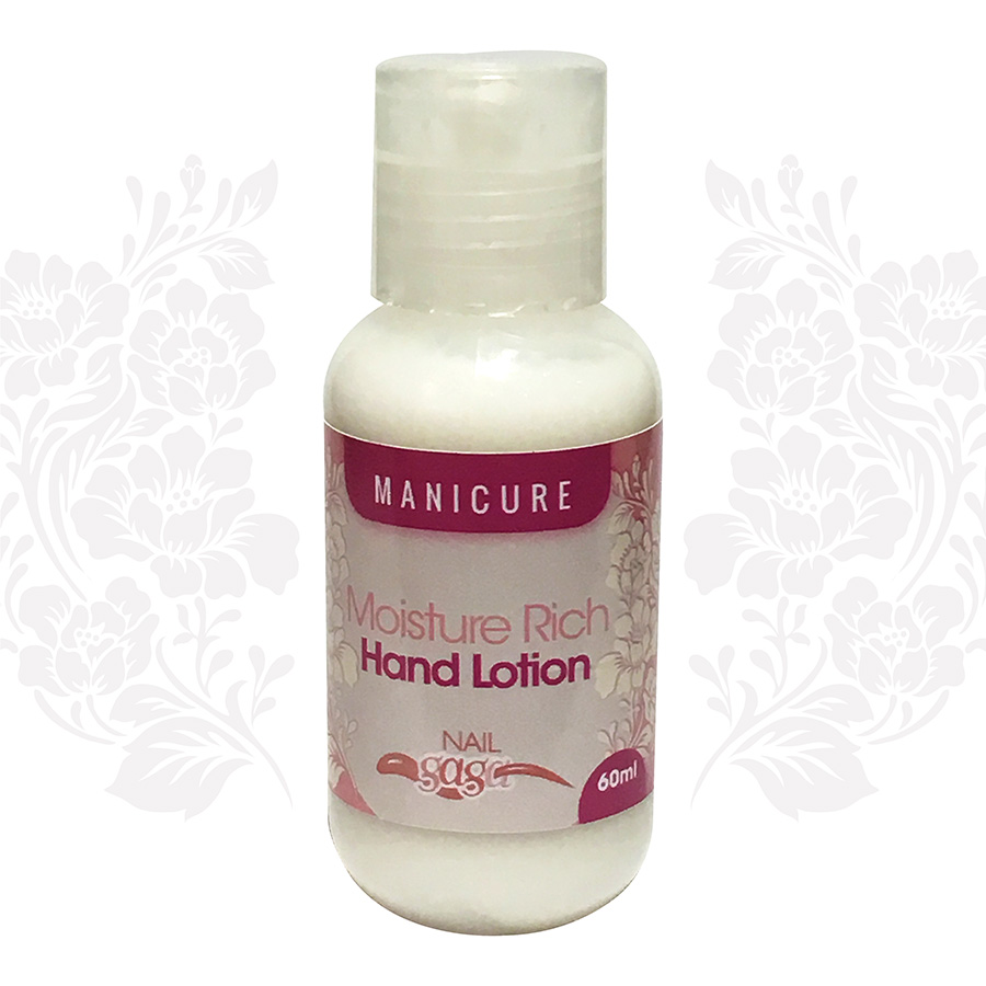 Moisture Rich Hand Lotion