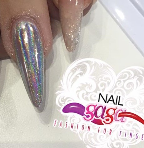 Nail Pigment - Holographic